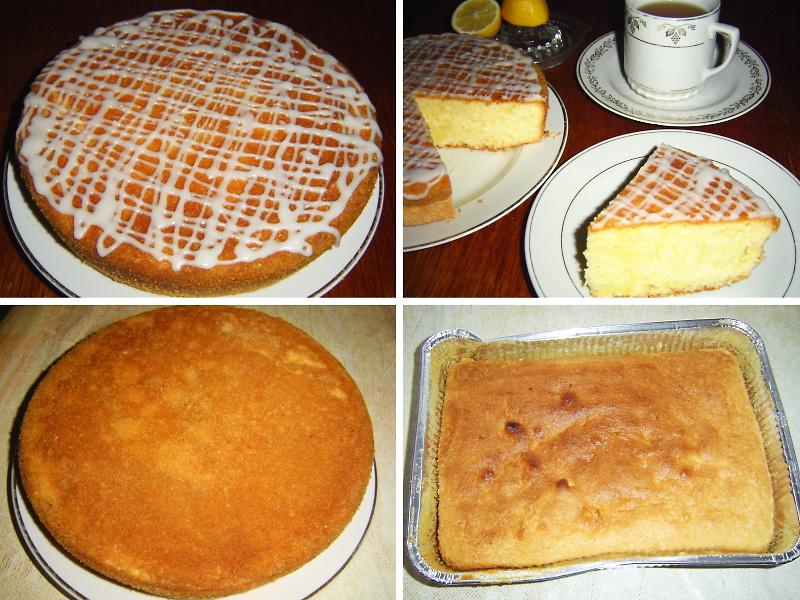 Citronová babeta: Legendární československá snídaňová buchta z hliníkové misky