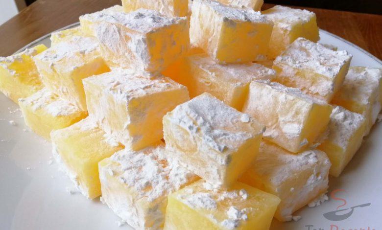Bombastické domácí bonbóny z pomerančové šťávy hotové za 15 minut pro Vaše děti na Vánoce