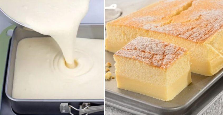 Dvojvrstvový koláč
