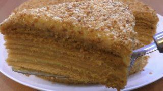 Tip od susedky: najchutnejší medový koláč. Chutí lepšie ako najobľúbenejší dezert, medová marlenka.