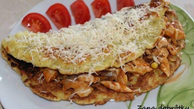 Tip na nedeľný obed: Vynikajúce zemiakové placky plnené kuracím mäsom, ktoré budú voňať po celom byte